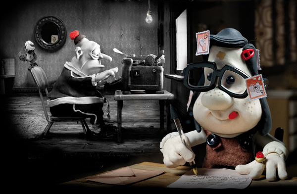 The Hyper-personal Relationship of Mary and Max