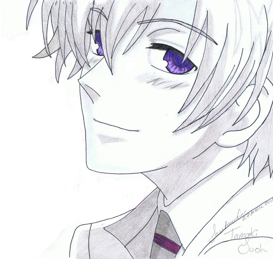 Tamaki Suou: Applying C.A.T. (Ouran Spoilers)