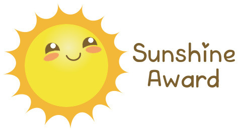 Sunshine Award + Informal Update